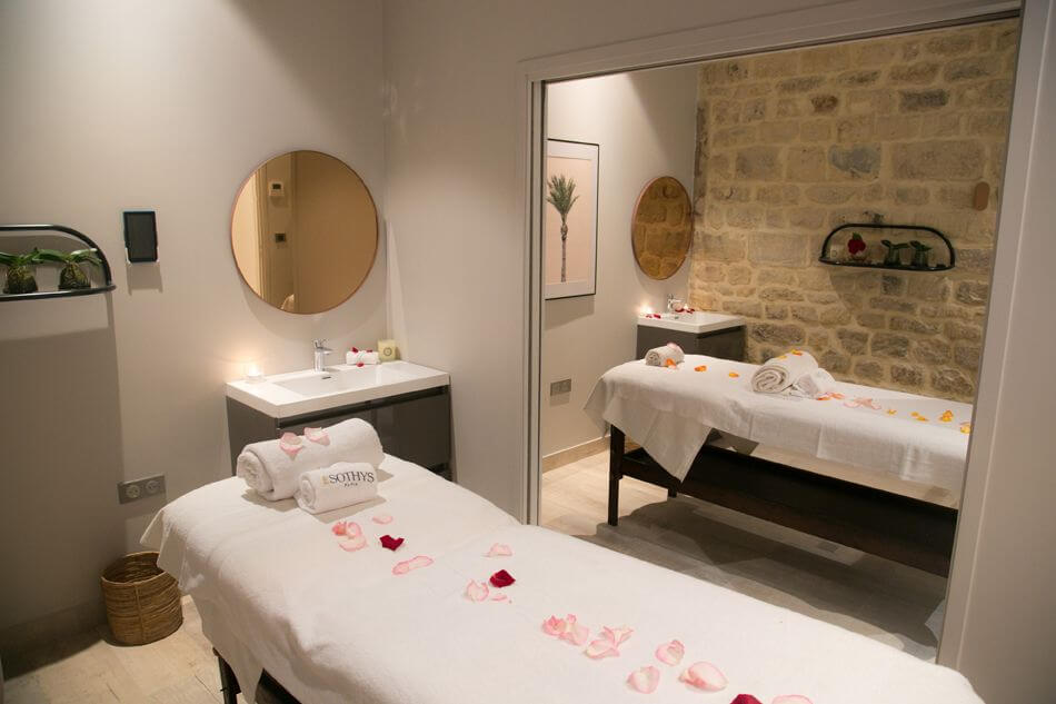 Spa in Paris